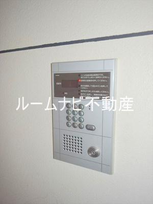 【セキュリティ】プラムフィールド