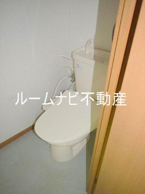 【トイレ】プラムフィールド