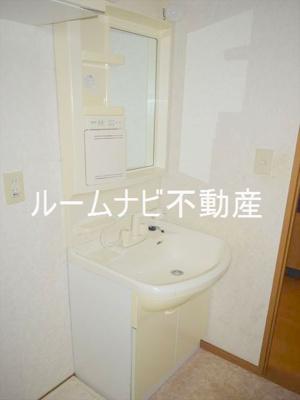 【洗面所】プラムフィールド