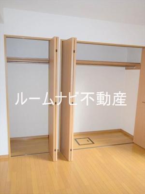 【収納】プラムフィールド