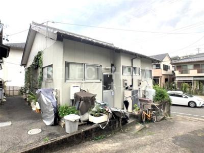 【外観】長坂アパート