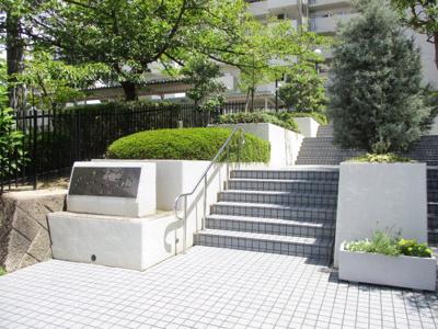 【エントランス】グリーンコーポジェームス山弐番館