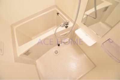 【浴室】スペーシア日本橋東