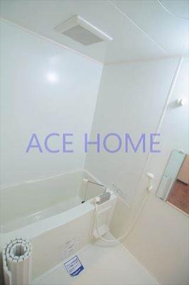 【浴室】難波千日前OEMマンション