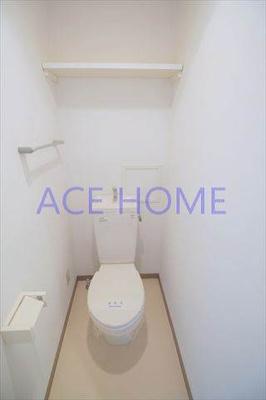 【トイレ】難波千日前OEMマンション