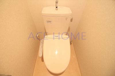 【トイレ】ドゥーエ玉造