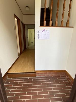 【玄関】テラスハウス・リノン
