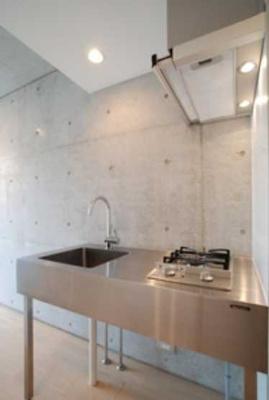 【キッチン】KDXレジデンス下馬 デザイナーズ 独立洗面台 オートロック