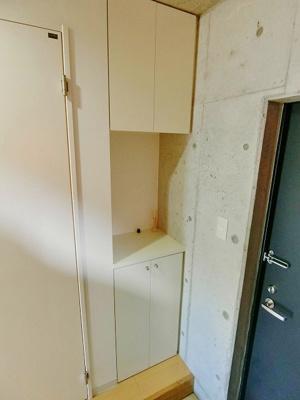 【玄関】プロスパーハイツ深井
