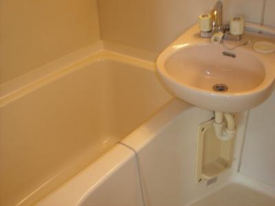 【浴室】ドミール喜連