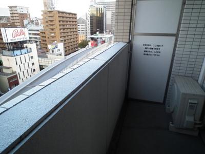 【バルコニー】エスライズ日本橋