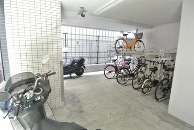 【駐車場】エスライズ日本橋