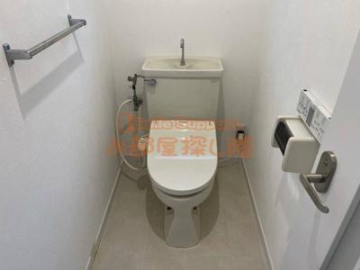 【トイレ】東櫛原戸建