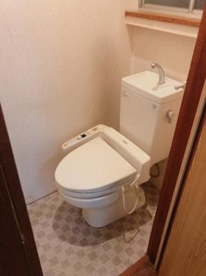 【トイレ】大浜中町 戸建