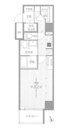 ヴェラハイツ新宿御苑