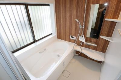 浴室もリフォーム済!