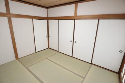 和室は1階と2階に1部屋ずつございます!