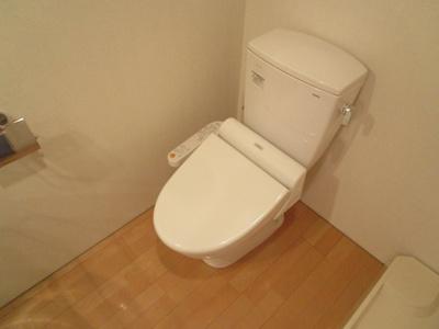 【トイレ】クラージュ中野
