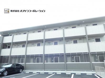 【外観】ブライトステージ