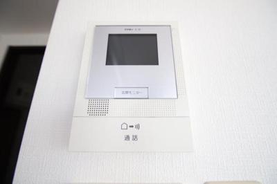 インターホン(TV付き)