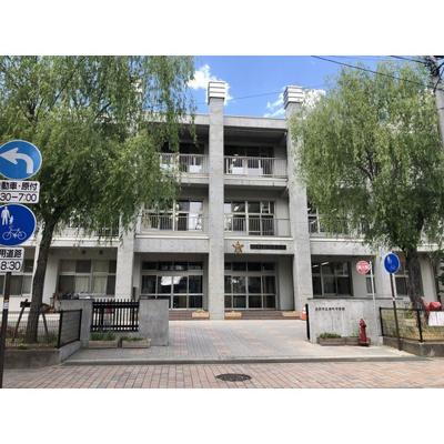 中学校「長野市立柳町中学校まで1184m」