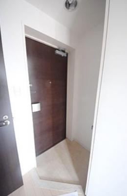 【玄関】ルクレ住吉