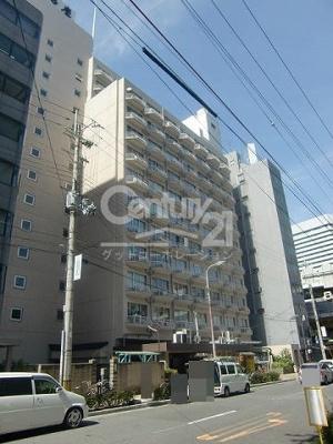 【外観】チサンマンション第8新大阪