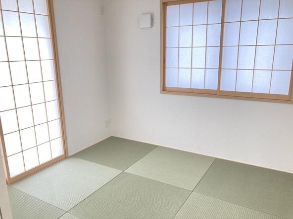 【和室】水戸市見川町新築第5/1号棟