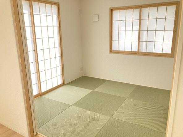 【和室】水戸市見川町新築第5/2号棟