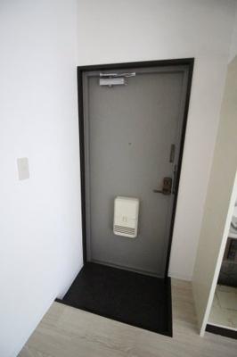 【玄関】三景マンション