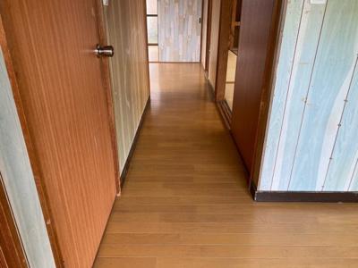 【玄関】安藤貸家
