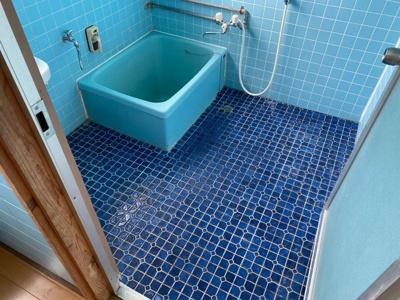 【浴室】安藤貸家