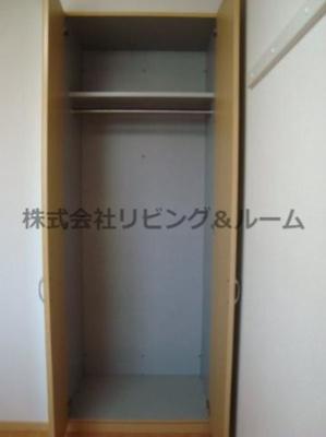洋室クローゼット(イメージ)