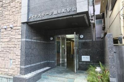 【エントランス】メインステージ錦糸町駅前