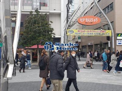 【周辺】メインステージ錦糸町駅前
