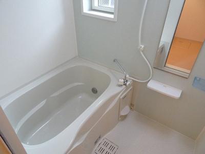 【浴室】ロングアイランド