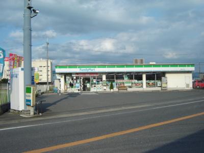 ファミリーマート田原本千代店まで612m
