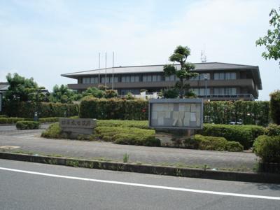 田原本町役場まで620m