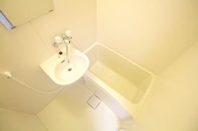 【浴室】レオパレスナップアネックス