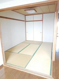 【和室】チサンマンション北鴻巣 5階
