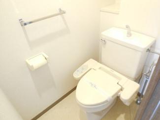 【トイレ】チサンマンション北鴻巣 5階