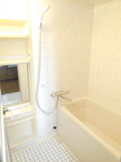 【浴室】チサンマンション北鴻巣 5階