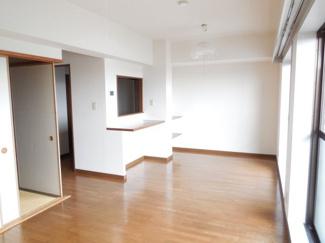 【居間・リビング】チサンマンション北鴻巣 5階