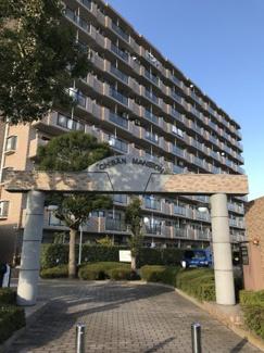 【外観】チサンマンション北鴻巣 5階