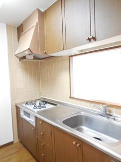 【キッチン】チサンマンション北鴻巣 5階