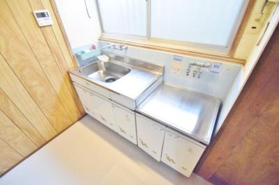 【キッチン】本町貸家