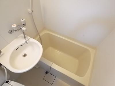 【浴室】南町コーポビアネーズ