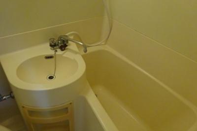 【浴室】ジュネパレス習志野第5