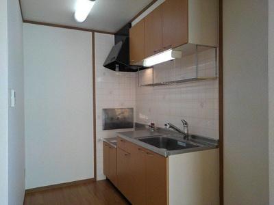 【キッチン】シティーパルⅠ