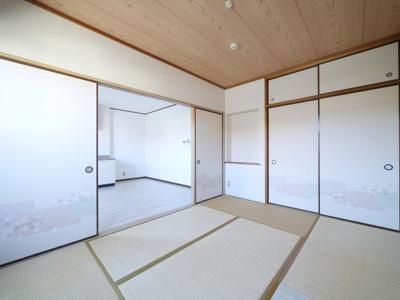 【寝室】サンハイツA